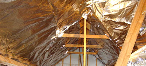 Green Energy Barrier Attic Insulation And How It Saves You Money