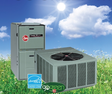 HVAC Heating Cooling Air Conditioner Installation Replacement Riverside California