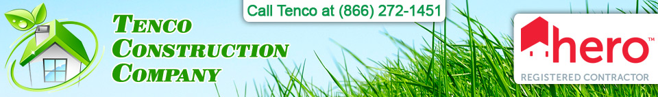 Tenco Construction Company - Radiant Reflective Attic Barrier - Vinyl Replacement Windows - Retrofit Windows - Blown In Insulation