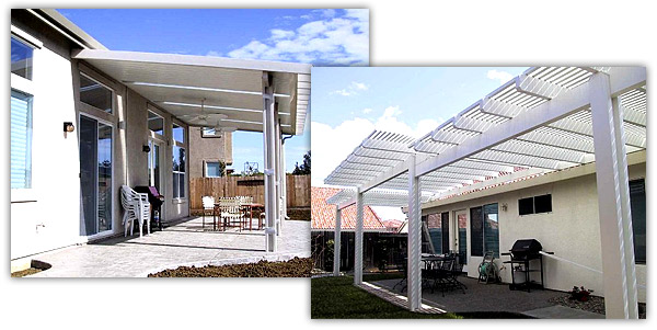 Amazing Aluminum Patio Covers Installation   Riverside California   Duralum  Alumawood