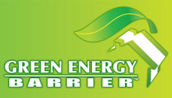 Green Energy Barrier Reflective Attic Insulation Installation