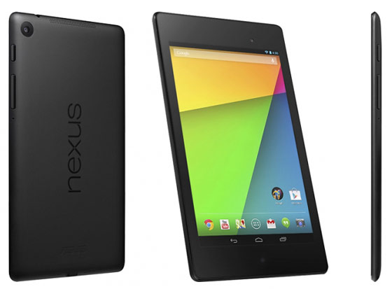Google Nexus 2013 Edition Android Tablet